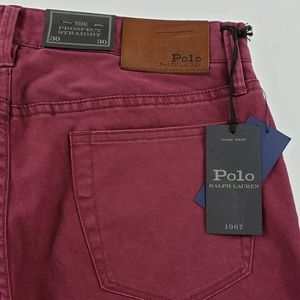 POLO RALPH LAUREN 38X32 STRAIGHT FIT CHINO NWT